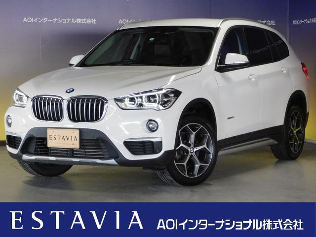 BMW sDrive18i xライン 純正ナビ Bカメラ LED