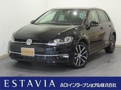 VW ゴルフTSIハイライン テックED 1オーナ ナビTV Bカメラ