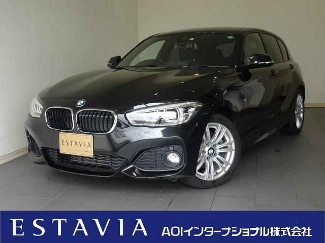 BMW 1シリーズ 118i Mスポーツ 純正HDDナビ フルセグTV バックカメラ レーダーブレーキ レーンアシスト クルコン LEDオートライト リアソナー スマートキー2個 ETC