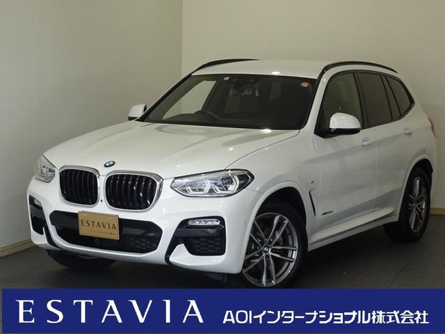 BMW xDrive 20d Mスポーツ 純正ナビTV 全方位カメラ 黒ハーフレザーシート アダプティブクルーズ レーンアシスト パーキングアシスト デジタルメーター 19インチアルミ LEDライト パワーバックドア スマートキー2個