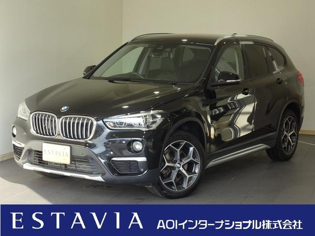 BMW sDrive 18i xライン 純HDDナビ Bカメラ ハーフレザーシート レーダーブレーキ レーンアシスト 前後ソナー LEDオートライト ETC スマートキー2個