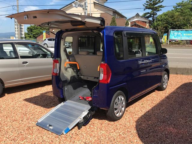 ダイハツ X SAII 車椅子スローパー スマートキー