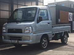 サンバートラックTC 4WD オートマ 荷台マット新品 三方開 社外アルミ