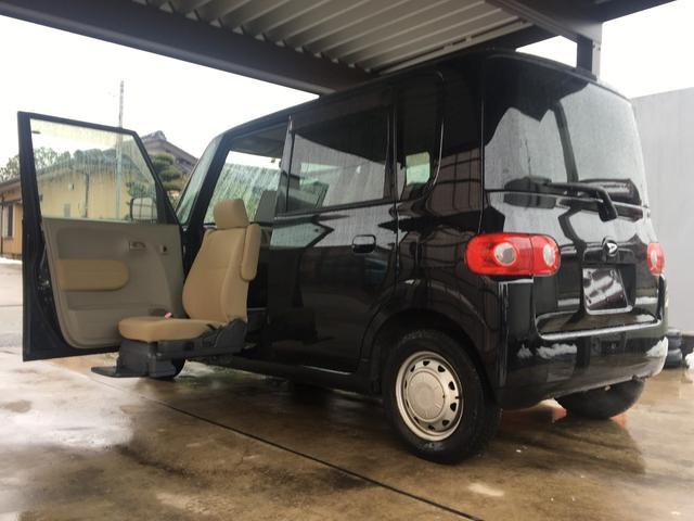 ダイハツ L 4WD ウェルキャブ 福祉車両 助手席リフトアップシート