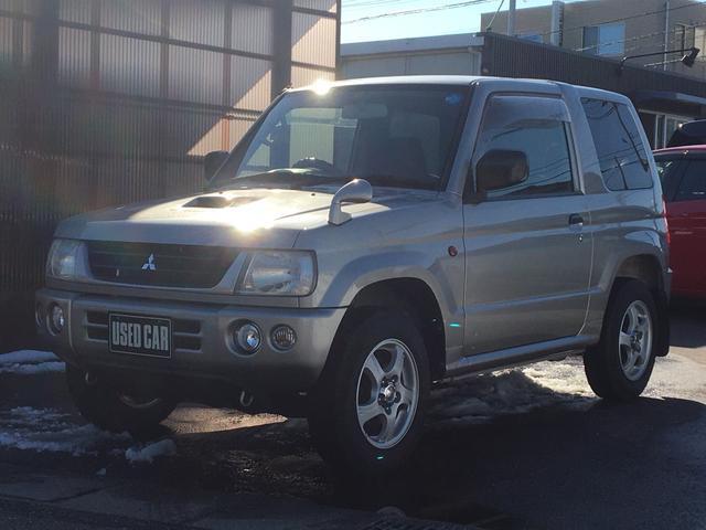 三菱 VR 4WD ワンオーナー AT 純正アルミ
