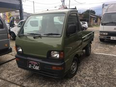 ミニキャブトラック5速マニュアル車 新品スタッドレスタイヤ付