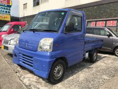 ミニキャブトラックVタイプ 4WD 三方開 エアコン フロアAT 軽トラック