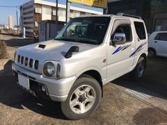 ジムニーXC 軽自動車 4WD シルバー