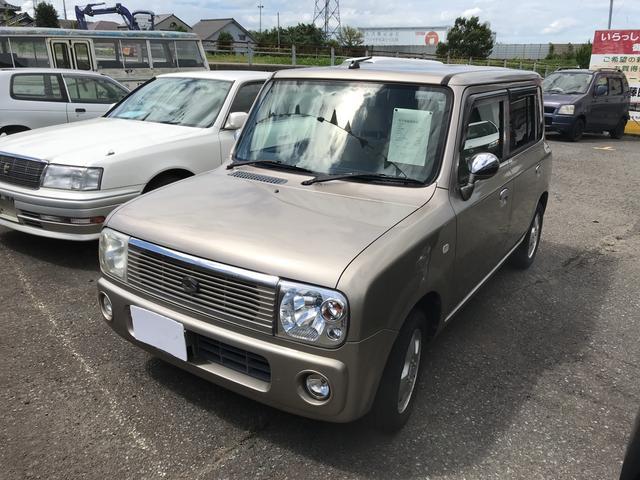 スズキ モード 軽自動車 コラムAT 保証付 エアコン AW13