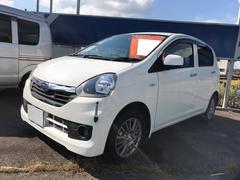 プレオプラスLA スマートアシスト 軽自動車 4WD ホワイト CVT