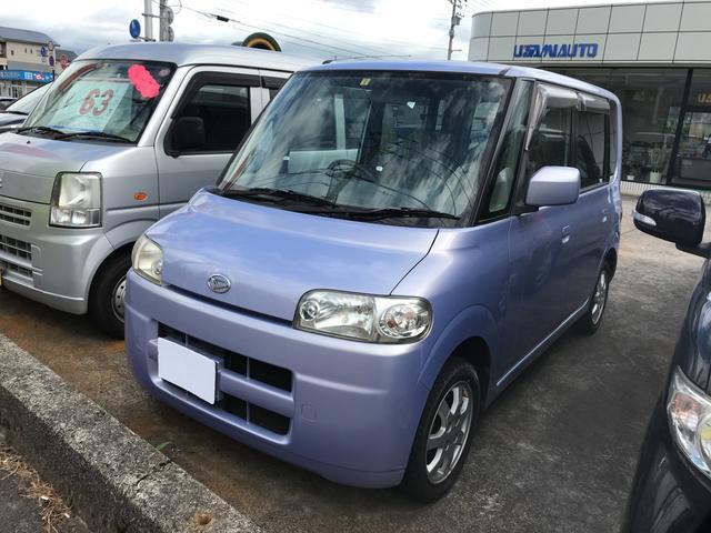 ダイハツ X 軽自動車 AT エアコン