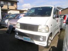 アトレーワゴン4WDターボ 社外CD MD付