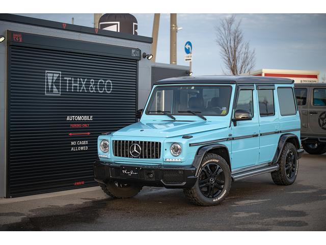 「メルセデスベンツ」「Gクラス」「SUV・クロカン」「石川県」「THX&CO サンクスアンドコー」の中古車