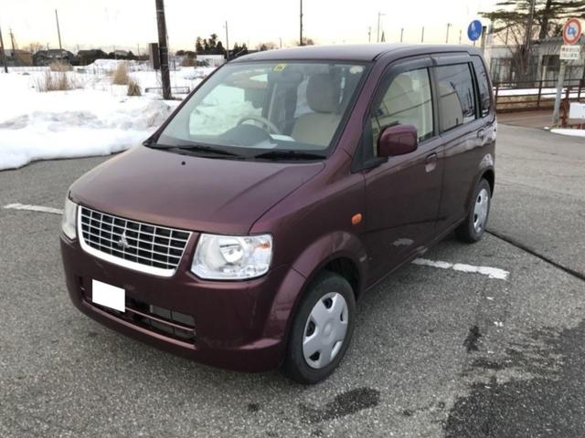 三菱 eKワゴン M キーレス (車検整備付)