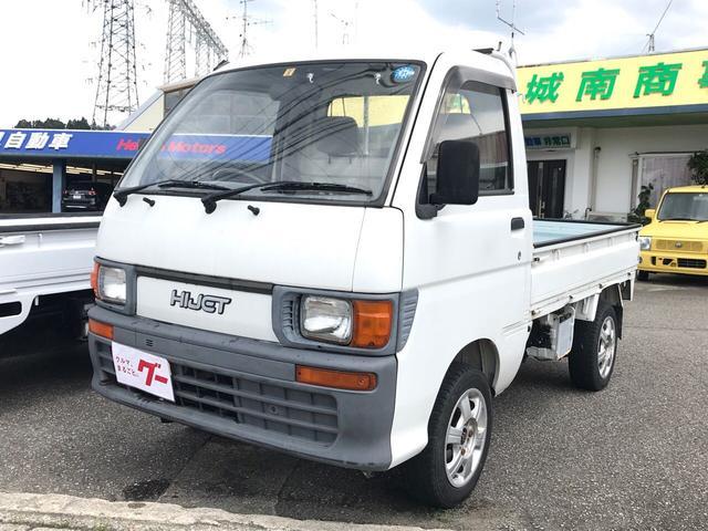 ダイハツ 4WD 5速MT アルミ