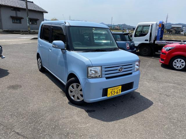 「ダイハツ」「ムーヴコンテ」「コンパクトカー」「福井県」の中古車