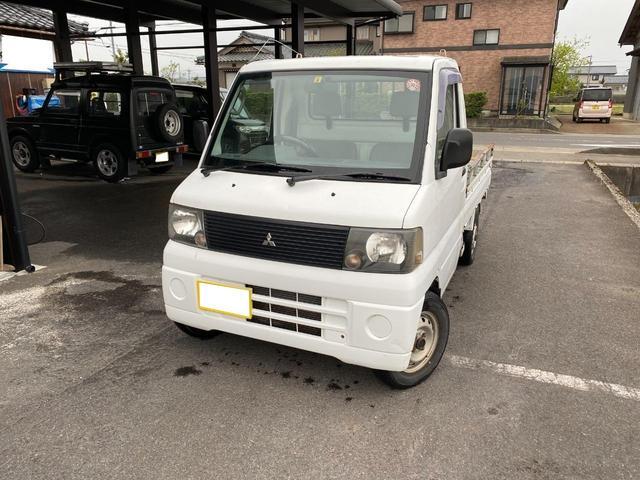 ミニキャブトラック(三菱)中古車画像