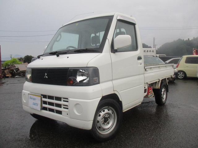 三菱 VX-SE エアコン 4WD 3速AT