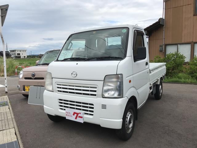 マツダ KCスペシャル4WD 社外CD 5速マニュアル車