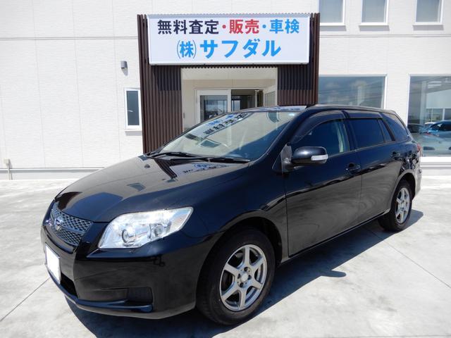 トヨタ 1.5X スペシャルエディション HIDライト ETC