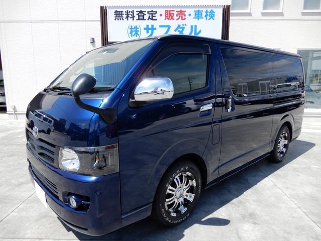 トヨタ ロングスーパーGL HDDナビ TV LEDヘッドライト