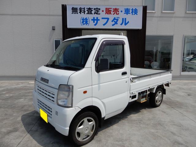 スズキ KU エアコン パワステ AT車 4WD