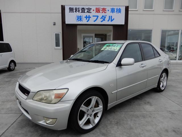 トヨタ AS200 Zエディション 6速MT