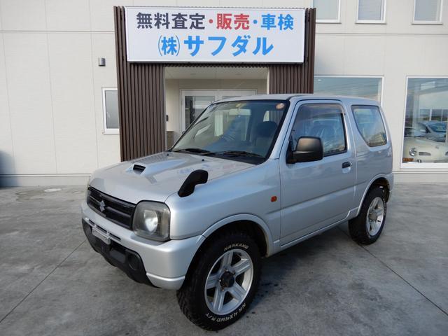 スズキ XG 5速MT ターボ CD/MD