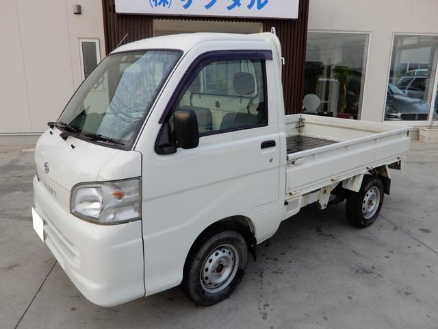ダイハツ エアコン・パワステ スペシャル 4WD 3方開