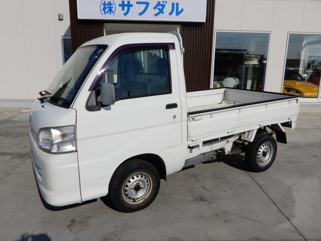 ダイハツ エアコン・パワステ スペシャル 4WD