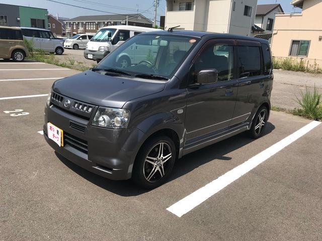 日産 RX ベンチシート ターボ車 社外ナビ
