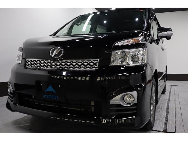 トヨタ ZS 煌II 4WD ナビフルセグTV 8人乗 両側電動ドア