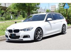 BMW318iツーリング Mスポーツ 20インチ KW車高調