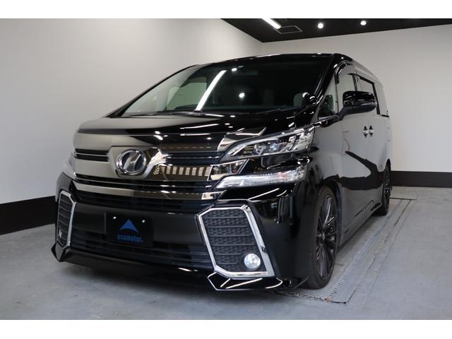 トヨタ 2.5Z Aエディション 4WD ローダウン 20インチAW