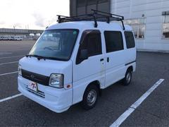 サンバーバントランスポーター 4WD AC MT 修復歴無 軽バン