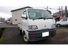 ミニキャブトラック4WD MT 軽トラック ホワイト