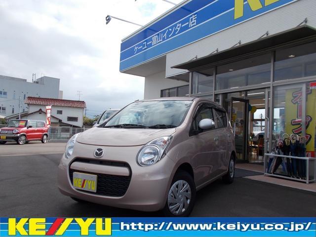 マツダ ECO-X 4WD シートヒーター 1オーナー 禁煙車