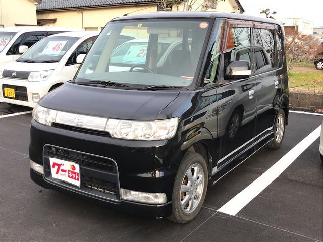 ダイハツ カスタムX 軽自動車 AT 保証付 AC 修復歴無