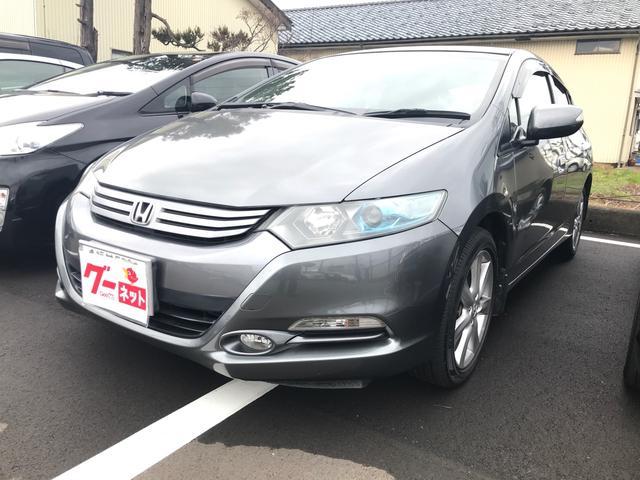「ホンダ」「インサイト」「セダン」「福井県」の中古車