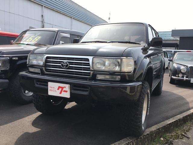 トヨタ VXリミテッド CD アルミ 4WD