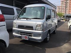 サンバーバン660 5MT 4WD