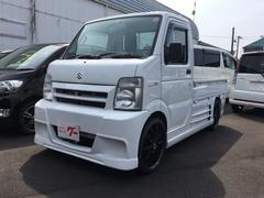 キャリイトラック660 5MT 4WD フルエアロ