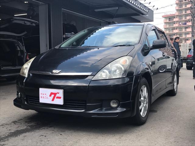 トヨタ Z ナビ AW ETC ミニバン 6名乗り AC HID