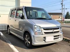 ワゴンRFXリミテッド ナビ TV 軽自動車 コラムAT AW