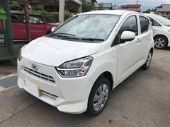 ミライースX 軽自動車 4WD CVT 保証付 コーナーセンサー