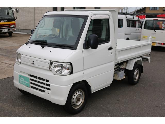 PTOダンプ 4WD パワステ/ABS/エアコン