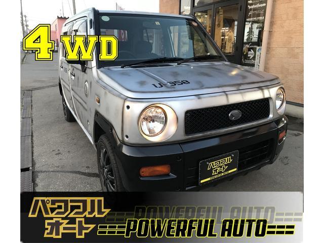 ダイハツ G 4WD 5MT 14AW 車内抗菌 軍用カスタムペイント