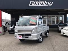 キャリイトラックKCスペシャル 4WD エアコン フロアAT 軽トラック