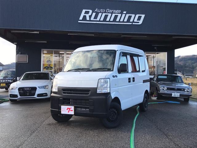 「スズキ」「エブリイ」「コンパクトカー」「富山県」の中古車