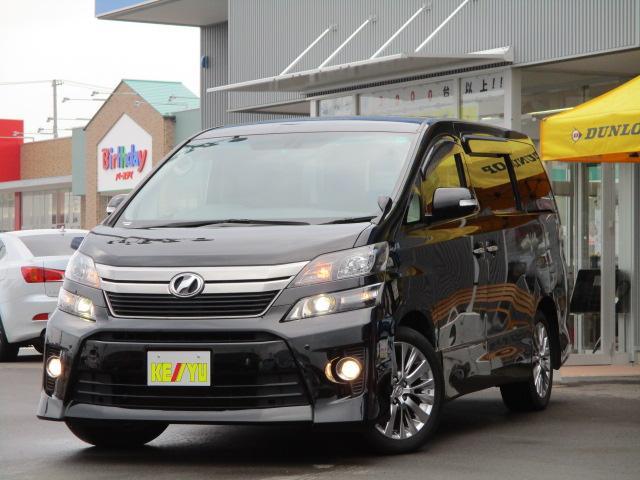 トヨタ 3.5Z ゴールデンアイズ HDDフルセグナビ フリップD